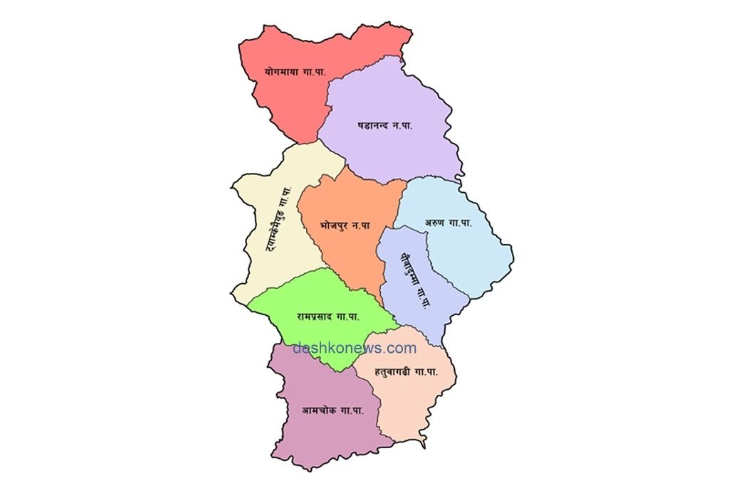 bhojpur-map